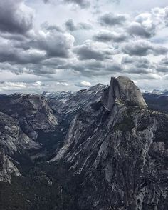 Photo by @jimmy_chin Hello there old friend….always nice to see you. #iphone #halfdome #yosemite @yosemitenps @thephotosociety
