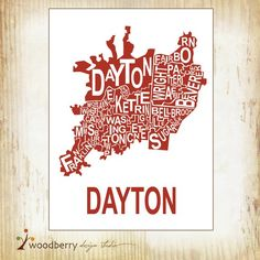 Dayton, OH....Although I complain about your dullness sometimes, I love you with alllll my heart <3 :)