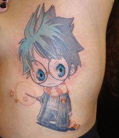 Accio Tattoo! 100 Harry Potter Tattoos