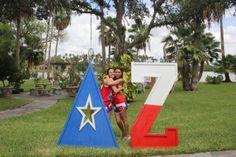 Dee Zee - Texas Letters