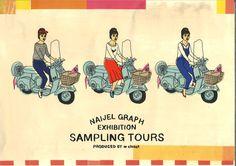 「ダブルクローゼット(w closet)」を運営するウェアーズが、同社ショールームで雑誌「POPEYE」「BRUTUS」のカバーアートなどを手がける「ナイジェルグラフ(NAIJEL GRAPH)」の展覧会「SAMPLING TOURS」を開催する。会期は6月13日から7月5日まで。