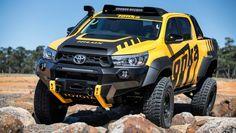 Toyota и производитель игрушек создали спецверсию Hilux
