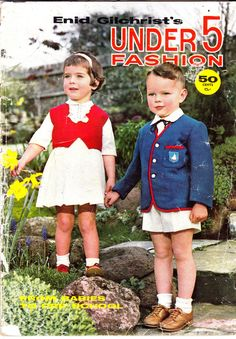 Original Vintage Childrens Sewing Pattern by allthepreciousthings, $18.00