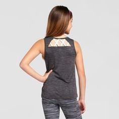 088f8440b69b5 Girls 7-16   Plus Size SO® Paint Stroke Criss-Cross Bralette ...