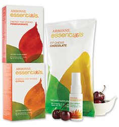 Arbonne Essentials Energy Set from Arbonne