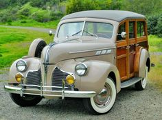 1940 Pontiac....Re-Pin brought to you by #ClassicCarInsurance agents at #HouseofInsurance Eugene