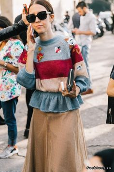 Paris Fashion Week 2018 - street style