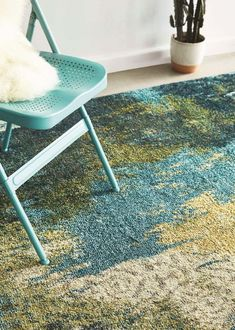 Essex 107 Blue Rug FEATURES: Pile height: Style: Traditional Modern Weave: Machine Made Material: Polypropylene Easy to clean Rug Inspiration, Showcase Design, Rug Features, Sisal, Modern Rugs, Weave, Vibrant Colors, Traditional, Blue