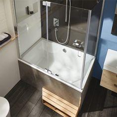 Découvrez le modèle de baignoire Capsule de la marque Jacob Delafon dans votre magasin Espace Aubade, pour les amateurs de douche comme de bain !