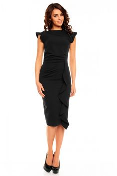 Tinute elegante pentru orice fel de nunta.Comanda online produsele tale preferate! Dresses For Work, Formal Dresses, Mini Skirts, Fashion, Dresses For Formal, Moda, Formal Gowns, Fashion Styles, Formal Dress