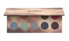 ZOEVA Eyeshadow Palette with 10 highly pigmented gray, green and dusty rose shades | Order online! #ZOEVA