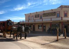 The Oldest Restaurant In Arizona Has A Truly Incredible History