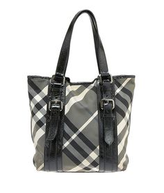 Burberry Beat Check Nylon Tote with Black Patent Leather Trim is now available on our website for $200.00. Check out our full collection of authentic Burberry items at http://cashinmybag.com/?s=burberry&post_type=product. Our bags do sell very quickly. But don't worry, new items are listed daily.