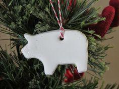 Danish Pig ornament