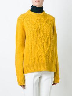 Isabel Marant 'Gabao' cable knit jumper