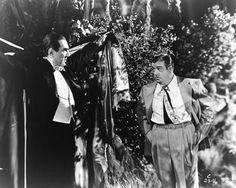 Lou Costello, Bela Lugosi, Abbott and Costello Meet Frankenstein