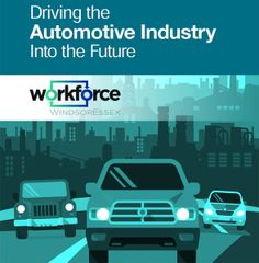 Driving the Automotive Industry Into the Future: video, infograph and report