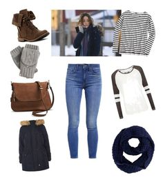 Fiona Gallagher Winter by sherri-swafford on Polyvore featuring polyvore, fashion, style, J.Crew, Superdry, Dorothy Perkins, Levi's, Moda Luxe, Isotoner and clothing
