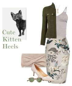 """""""Untitled #973"""" by buzzbee-585 ❤ liked on Polyvore featuring Reiss, River Island, Michael Kors, BasicGrey, Dsquared2, LE VIAN and SW Global"""