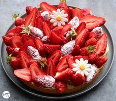 C'est ma fournée ! : La tarte aux fraises