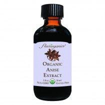 Flavorganics Organic Anise Extract - 2 oz