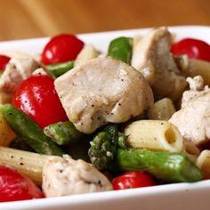 Chicken And Asparagu