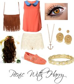"""""""Picnic With Harry"""" by kaleyandniall on Polyvore"""