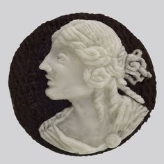 Judith G. Klausner - Oreo Cameo  Could be a good project for Pompeii Lesson (Middle School) or High School Bas Relief Sculpture