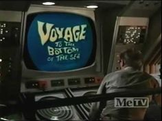 ads, Star Trek, Voyage to the Bottom of the Sea