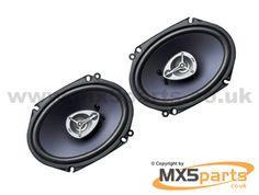 3 Way 240w Door Speaker Upgrade, MX5 Mk2 2.5 3