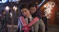 [Dramaland Catnip] Cohabitation shenanigans » Dramabeans Korean drama recaps Lee Da Hae, Lee Jun Ki, Lee Dong Wook, Chan Lee, City Hunter, Jung Woo, Great Stories, Falling Down, I Fall