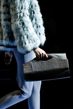 Giorgio Armani Fall 2015 Ready-to-Wear Fashion Show Details