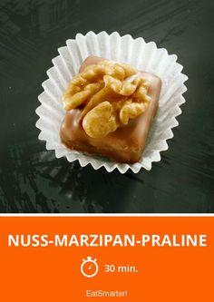 Nuss-Marzipan-Praline - smarter - Zeit: 30 Min. | eatsmarter.de