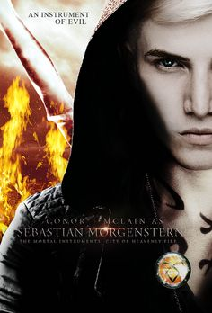 Day 30... Sebastian Verlac/Jonathan Christopher Morgenstern ... Hate this guy... So that he is still alive/bound w & controls jace