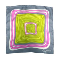 1stdibs - House of Schiaparelli Silk Mod Scarf explore items from 1,700  global dealers at 1stdibs.com