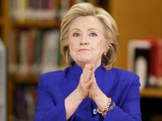 Linda Tripp Breaks 20-Year Silence, Condemns Hillary Clinton Candidacy.  hillary-clinton-tight-lipped-reuters