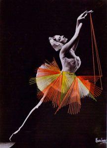 Les danseuses brodées de Jose Romussi