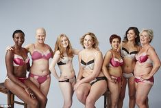 Rosie Huntington-Whiteley called on breast cancer survivors and women whose mothers have been struck by the disease to showcase her new underwear designs, which she has launched for Breast Cancer Awareness Month