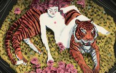 The Lovely Illustrations of Drew Shannon