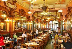 Café Majestic, Porto, Portugal ♥ | ©