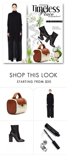 """""""Svmoscow"""" by sabine-rose ❤ liked on Polyvore featuring Maison Margiela, Lost & Found, Bobbi Brown Cosmetics and Origins"""