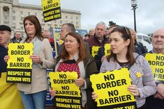 Brexit is a rejection of the Good Friday Agreement for peace in Northern Ireland. Honduras Travel, Jamaica Travel, Norway Travel, Ireland Travel, Republic Of Ireland, The Republic, Norway Places To Visit, Good Friday Agreement, Premier Ministre