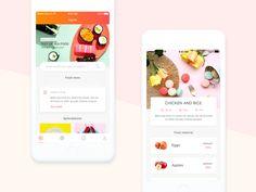 Food app by Lau