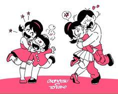 Ichimatsu, I Hate You, Minnie Mouse, Disney Characters, Fictional Characters, Geek Stuff, Humor, Anime, Kara