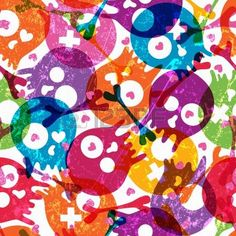 14232061-patr-n-multicolor-transparente-con-calaveras-y-corazones-en-la-ilustraci-n-de-fondo-blanco-contiene-.jpg (450×450)