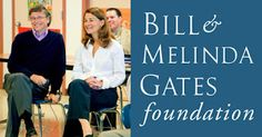 Bill & Melinda Gates Foundation Discussing How to Make the World a Better Place