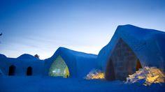 Aurora and Snowcastle - 4 Days 3 Nights  - Nordic Visitor