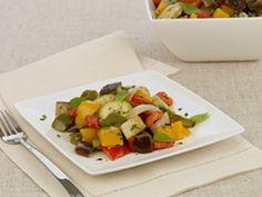 Taeq - Veja a receita: Ratatouille ao forno