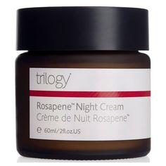 Rosapene Night Cream by Trilogy, 60 ml