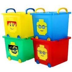 4 piece square basket set